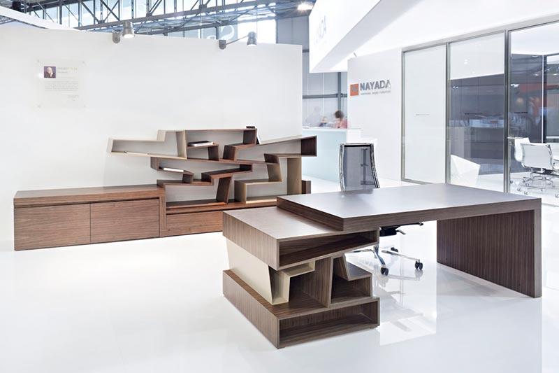 Итоги I Saloni 2013: NAYADA — «дизайн будущего»