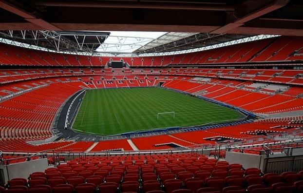 Обновлённый стадион Уэмбли – самый знаменитый и самый большой крытый стадион Англии /2