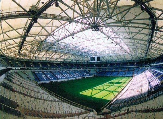 стадион Шальке ( Германия)