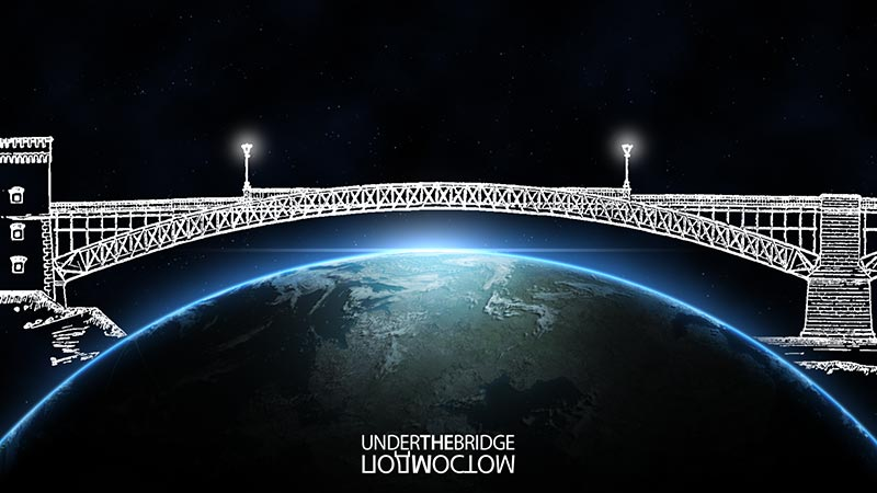 UnderTHEbridgE - Earth
