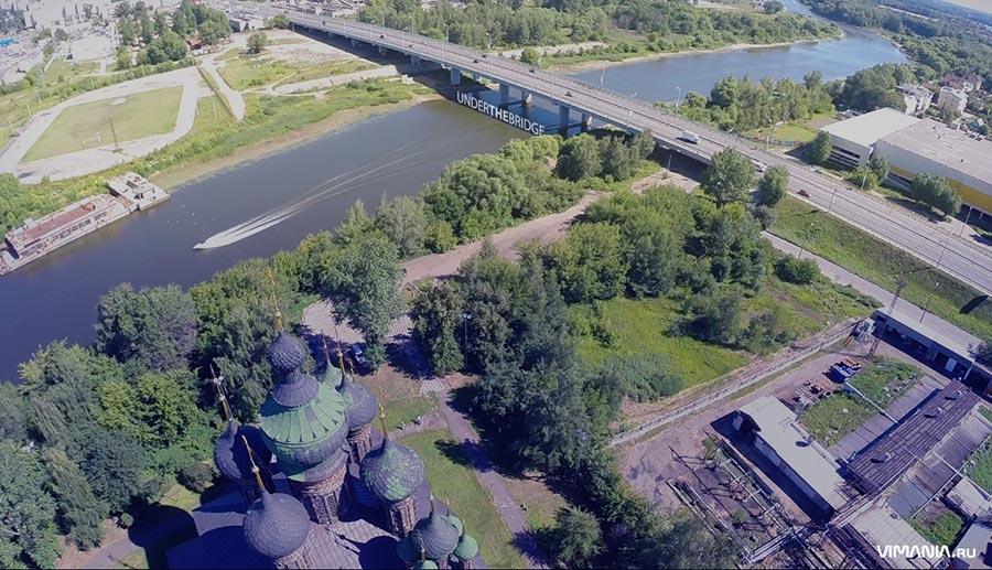 Under the Bridge: courtesy of vimania.ru